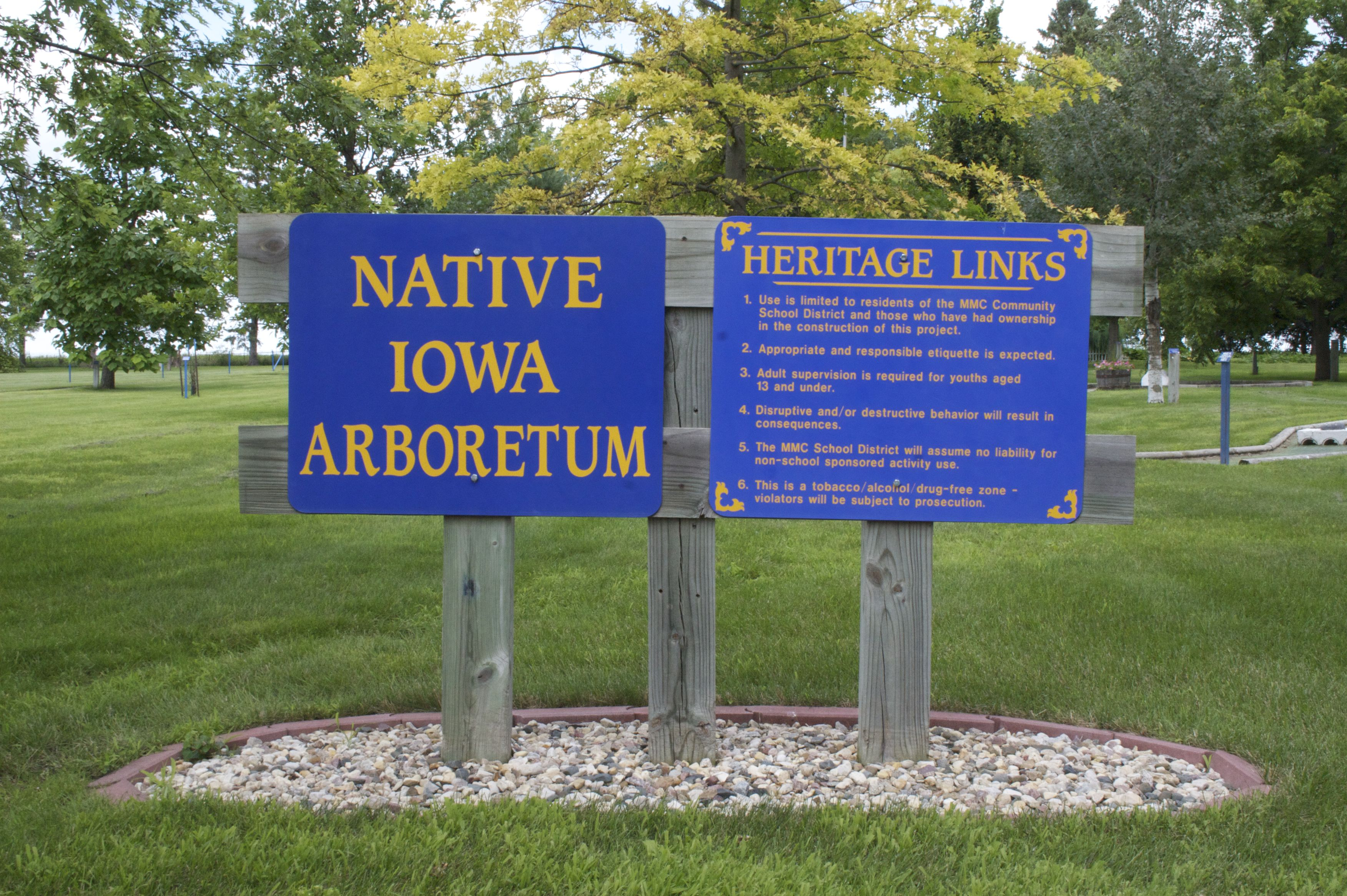 Native Iowa Arboretum